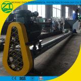 Tornillo del material del acero inoxidable y de la estructura de sistema del transportador que transporta el sistema