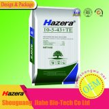 Hete Sale 10-5-43+Te NPK water -Soluble Fertilizer
