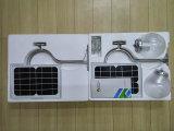 Monocrystal 위원회 마이크로파 센서를 가진 태양 LED 벽 빛