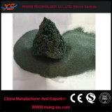 中国の緑の炭化ケイ素の原料