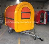 Chariot de nourriture de VL888 China Mobile avec de bonne qualité
