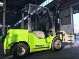 Japan-Motor 3 Tonnen-Dieselgabelstapler mit Ballen-Schelle