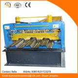 Roulis de feuille de paquet d'étage de certificat d'OIN et de CE formant la machine