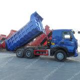 Sinotruk HOWO A7 6X4 무거운 쓰레기꾼 팁 주는 사람 덤프 트럭