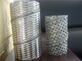 Tube/pipes perforés en métal d'acier inoxydable