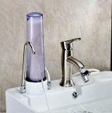 Smart Countertop Drinking Water Filter / Purifier com vela de cerâmica Combinado bloco de carbono, Kdf e sulfato de cálcio