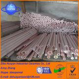 Tubo dell'allumina/tubo fornace di ceramica dell'allumina/tubo di ceramica 99% Al2O3 dell'allumina