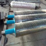 Rodillo de goma usado para la máquina de papel y la máquina de la mina