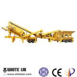 30-200 Verpletterende Installatie Van uitstekende kwaliteit van de Maalmachine van het Effect van Tph China de Mobiele