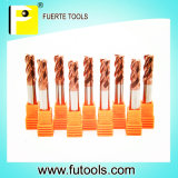 Router solido Bit Tool di Tungsten Carbide per CNC Lathe Machine