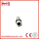 Mâle métrique de 18611 Jic ajustage de précision de pipe hydraulique de portée de cône de 60 degrés de l'embout de durites hydraulique de la Chine