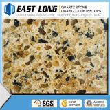 da pedra dobro de quartzo da cor de 3200mm*1600mm bancada artificial de quartzo