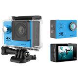 Goproの英雄4様式防水1080P 60fps 4k WiFiの処置のカメラ