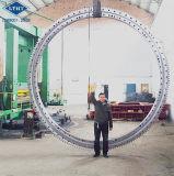 Rodamientos de la placa giratoria con el tratamiento de la Laminado-Superficie del cinc (1787/2650G2)