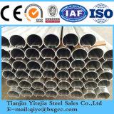 Tube en aluminium de l'aluminium T6 de la pipe T6 7075 de la qualité 7075