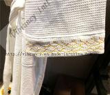 Peignoir pelucheux/peignoir en gros d'Embroideried d'hôtel de luxe