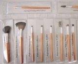 Щетка состава высокого качества с естественной деревянной ручкой