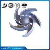 OEM/Customのポンプインペラーのための延性がある投資鋳造の部品