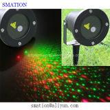Lumières lasers portatives de musique de Veille de la toussaint de bille de salle DEL du DJ de concert