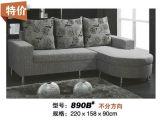 Kleines Abmessungs-einfache Auslegung-Gewebe-Sofa (896)