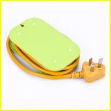 方法2 USBの電気ソケットが付いている緑の小型力のストリップ