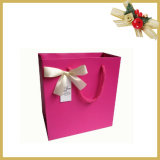 Kundenspezifischer Geschenk-kaufender Papierbeutel-Geschenk-Beutel