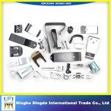 Métal adapté aux besoins du client emboutissant des parties avec l'électrodéposition de zinc