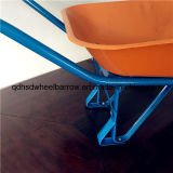 Wheelbarrow d'Afrique occidentale avec Circling Yard Hsd-4 Wheel Barrow