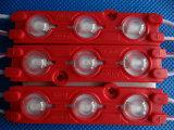 Módulo impermeable de DC12V 5730 LED con los orificios para la muestra de la carta de canal