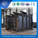 132kV a bagno d'olio scaricano il trasformatore di potere di regolazione di tensione