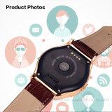 心拍数(L5)のNano防水Mtk2502 Bluetoothのスマートな腕時計