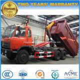 20cbm Dongfeng 6X4는 15 T에서 20 T 훅 팔 판매를 위한 쓰레기 트럭을 복사한다