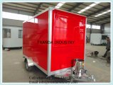 2017 Sliding Glass Window Mobile Coffee Cart Trailer