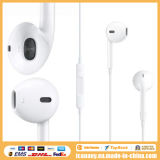 Fones de ouvido de Earpods com telecontrole e Mic para Apple iPhone6plus/6/5/5s