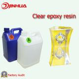 Qualitäts-Kristallfertigkeit-Raum-Gussteil-Epoxidharz