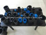 Instalaciones de tuberías del HDPE de la alta calidad y guarniciones de Electrofusion