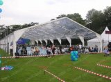 Party Weddingsのための贅沢なHigh Peak Mixed Marquee Tent