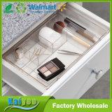 Organisateur cosmétique extensible de tiroir pour que le Module de vanité retienne le renivellement, espace libre