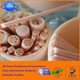 99.5% Isolante di ceramica della termocoppia di ceramica dell'allumina