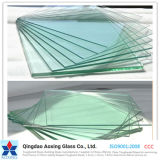 建物のためのシートかきっかりゆとりまたはカラーまたは染められたか、または着色されたフロートガラス