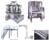 Vertical Automática máquina de embalaje para abultada Alimentos