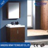 Vanità moderna della stanza da bagno della nuova melammina di disegno con lo specchio