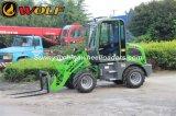 Rad-Ladevorrichtung China des Wolf-Wl80s für Verkauf