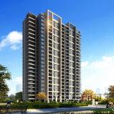 Projeto residencial da arquitetura da Elevado-Camada com alta qualidade