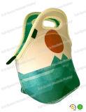 卸し売りネオプレンによって絶縁される食糧昼食のクーラー袋