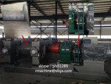 Gomme residue che riciclano le macchine, pneumatici usati che riciclano le macchine