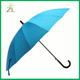 Double Layer Storm Golf Auto Open Promotion Umbrella