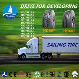 Tout le pneu radial en acier 265/70r19.5 de camion