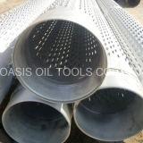 Filtri per pozzi dell'acqua scanalati ponticello del acciaio al carbonio per la perforazione buona