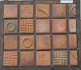 人工的な壁のクラッディングのための文化石によって培養される石